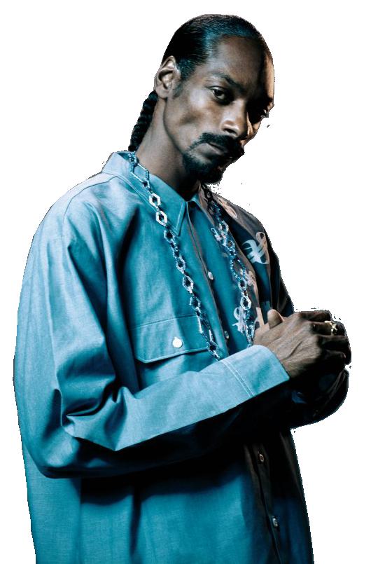 Snoop Dogg PNG - 6753