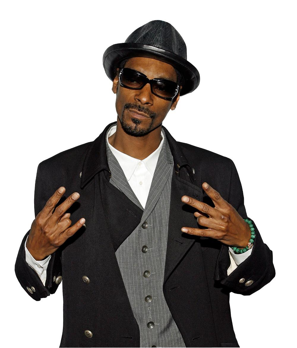 Snoop Dogg PNG - 6751