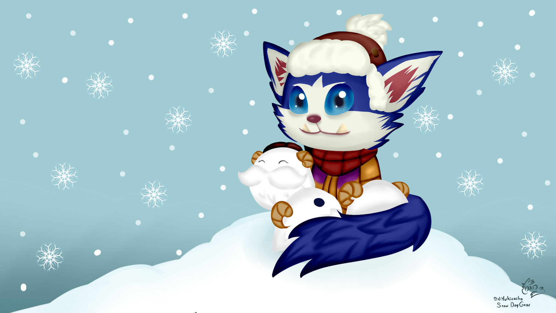 Snow Day PNG HD