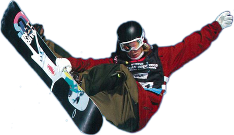 kevin pearce - Snowboarding HD PNG