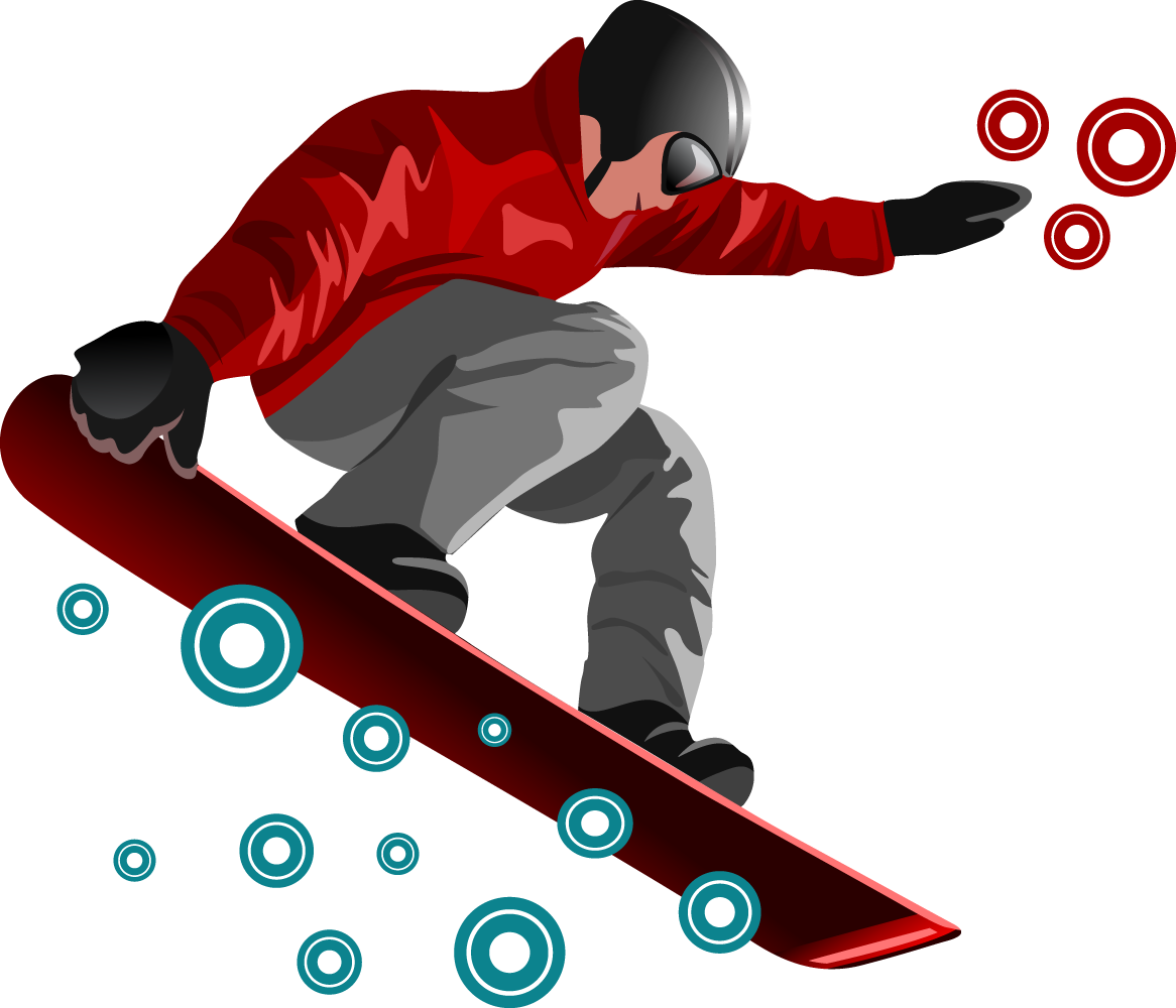 Skiing PNG Photo - Snowboarding HD PNG