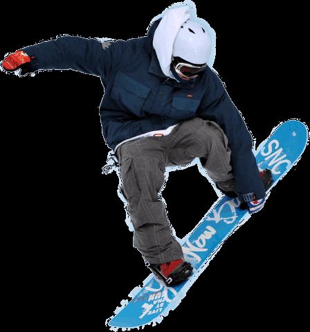 Snowboard man PNG image - Snowboarding HD PNG