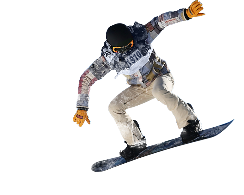 snowboarder - Snowboarding HD PNG