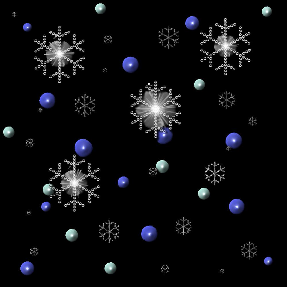 Snowflakes PNG - 6140
