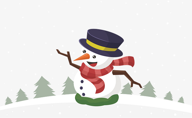 dancing snowman, Vector Png, Snowman, Cute Snowman PNG and Vector - Snowman Free PNG