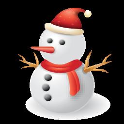 Snowman Icon - Snowman Free PNG