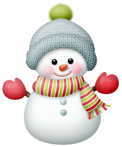 lliella_ChillyMilly (122).png. - Snowman HD PNG