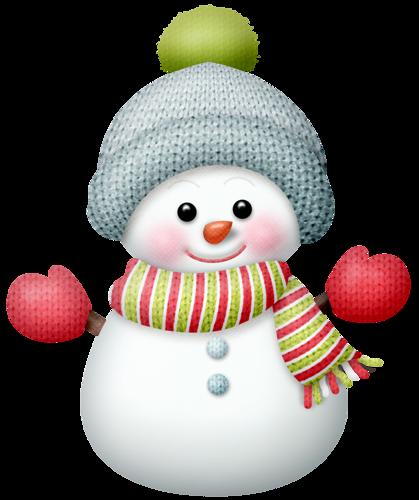 Snowman HD PNG - 117639
