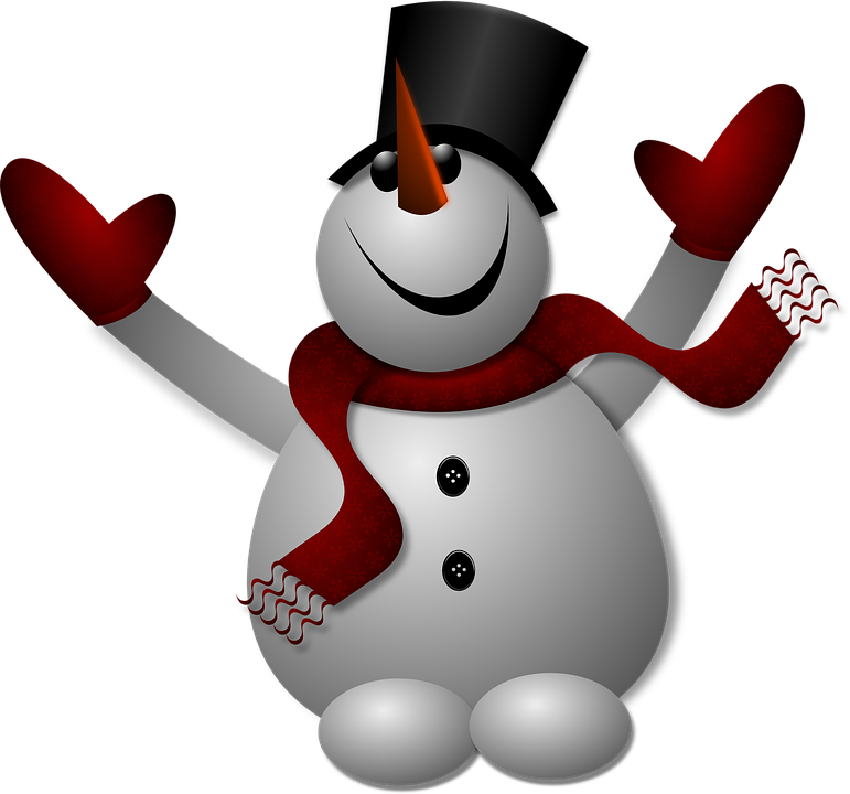 Snowman, Noel, Chapeau, Chris
