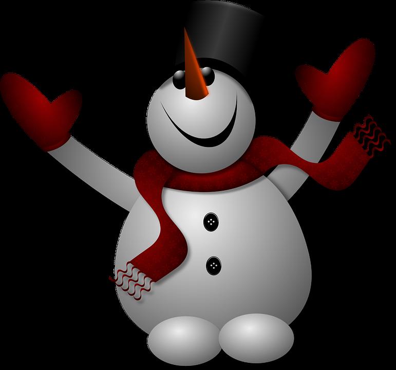 Snowman HD PNG - 117641