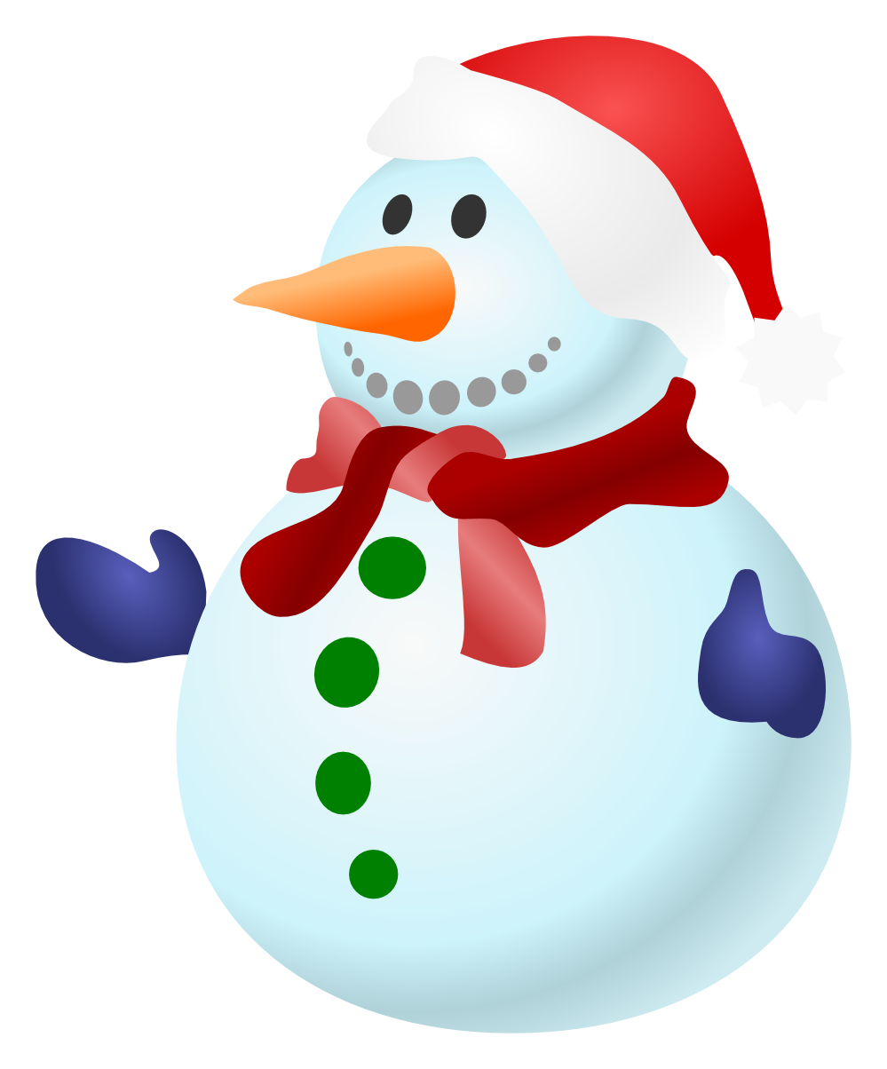 Beautiful Snowman PNG - Snowman PNG