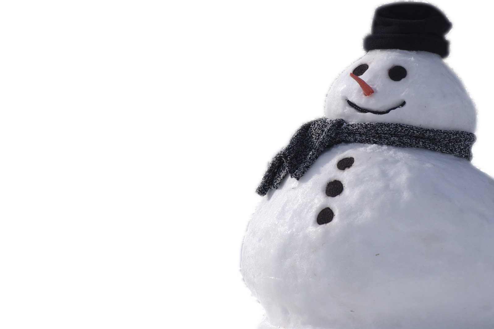 Real Snowman PNG - Snowman PNG
