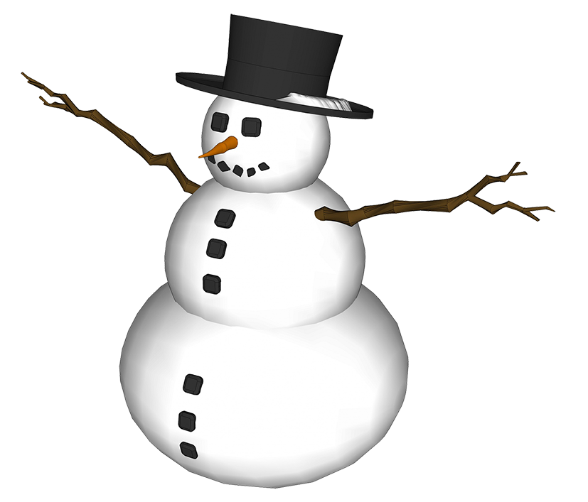 Snowman PNG - 11615