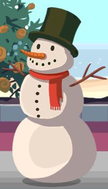 Snowman.PNG - Snowman PNG