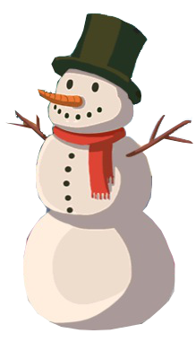 Snowman PNG - 11614