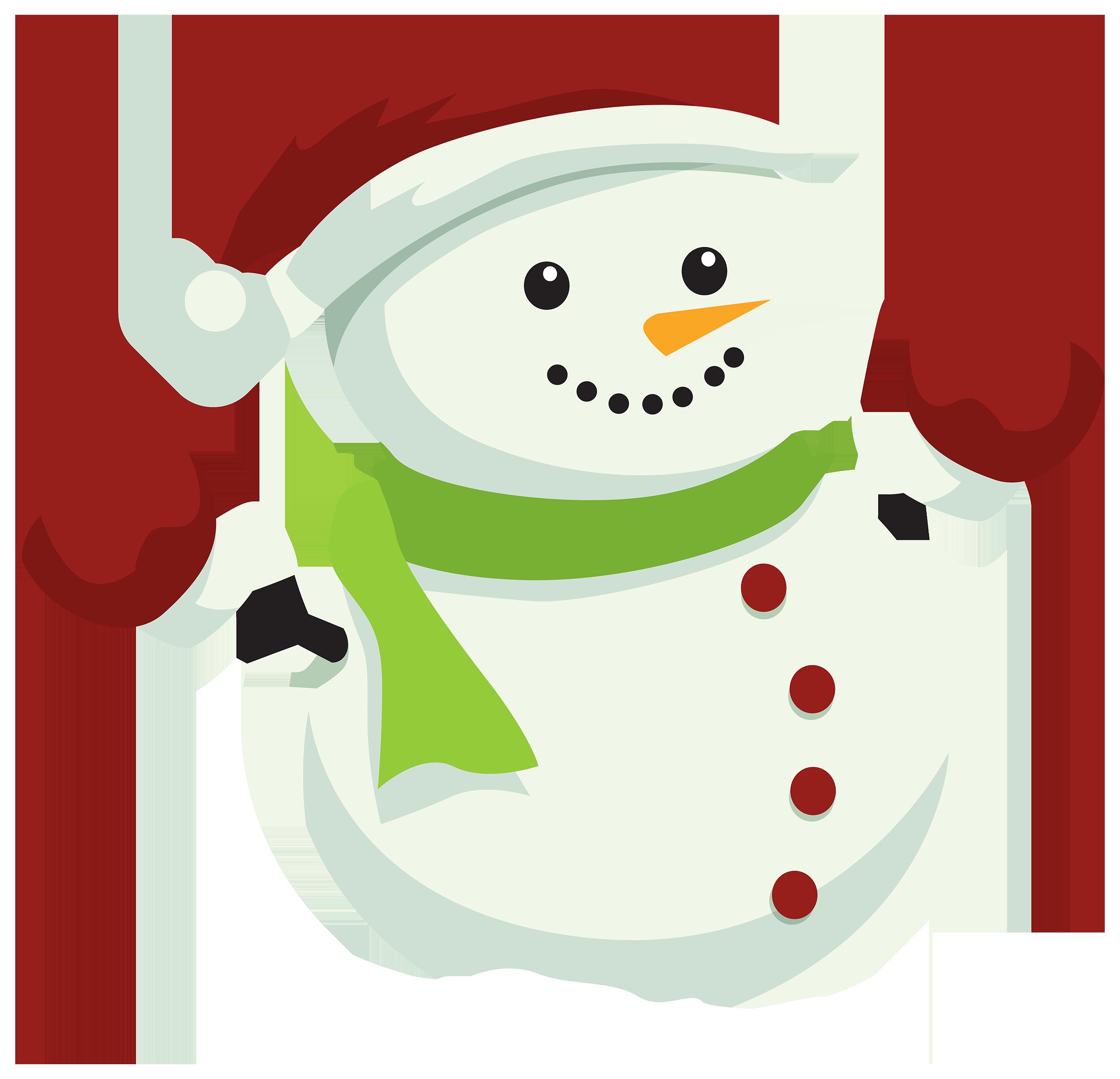 Snowman PNG image