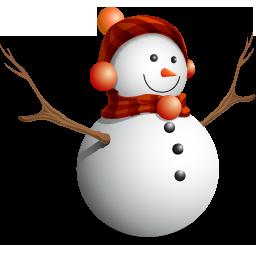 Snowman PNG - 11609