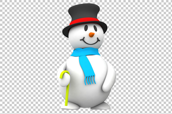Snowman PNG - 11605