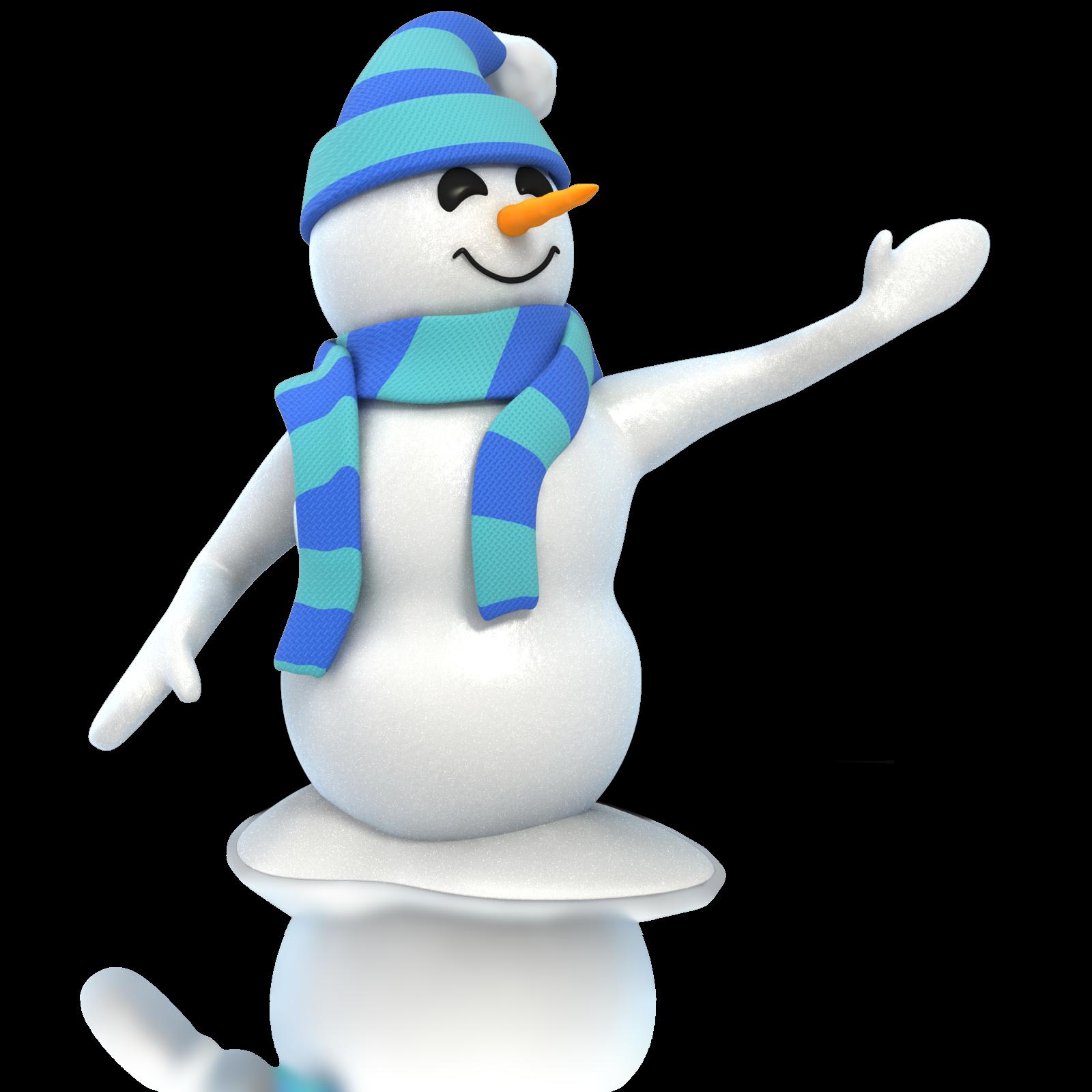 Snowman PNG - 11613