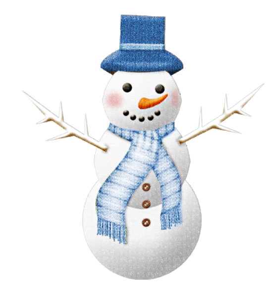 Snowman PNG - 11616