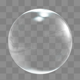 bubble, Round, Transparent, White PNG Image and Clipart - Soap Bubbles PNG Black And White