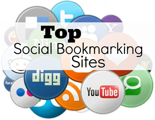 High PR Social Bookmarking Sites - Social Bookmarking PNG