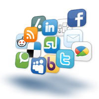 Social Bookmarking Transparent PNG Image - Social Bookmarking PNG