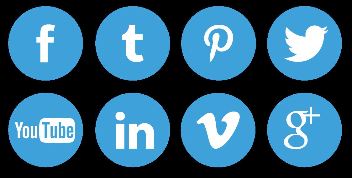 Social Icons image #1830 - Social Icons PNG - Social Media Icons PNG