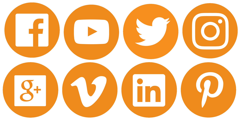 viva-logo-social-media-icons - Social Media Icons PNG