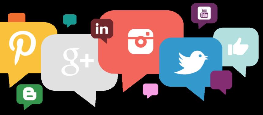 Social Media PNG - 10347