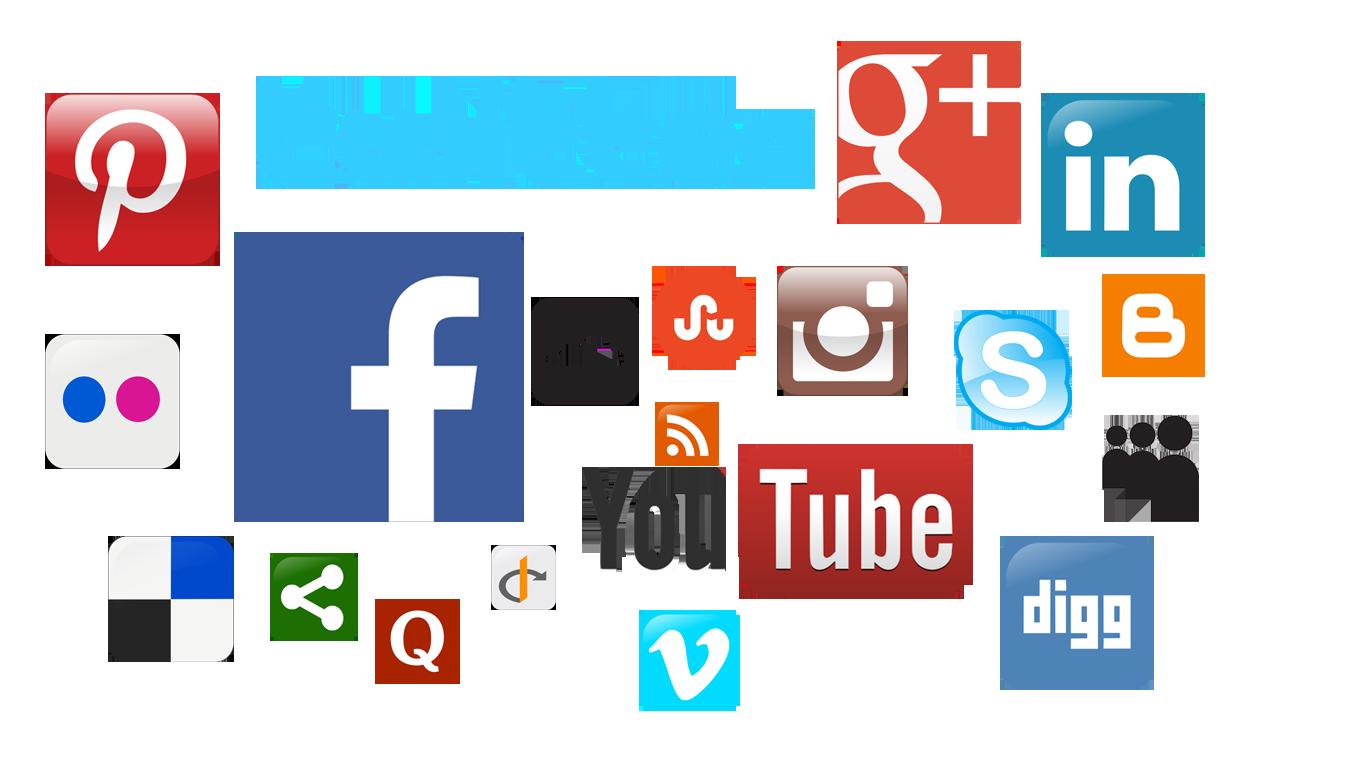 Social Media PNG - 10369