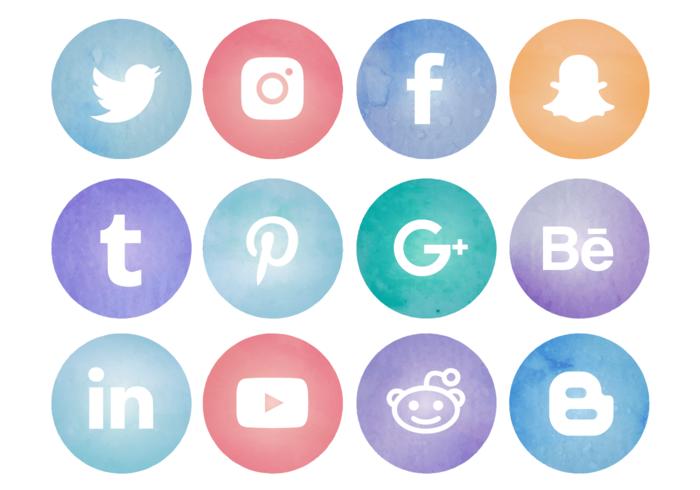 Social Media PNG - 10355