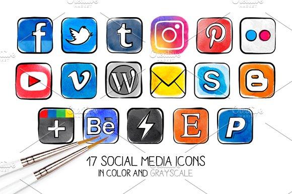 Social Media PNG - 10366