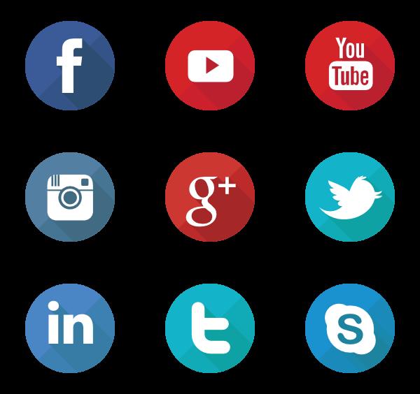 Social Media PNG - 10362