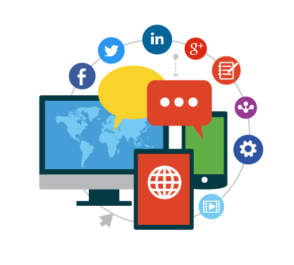 Social Media PNG - 10365