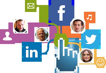 Social Media PNG - 10356