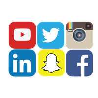 Social Media Png File PNG Image - Social Media PNG