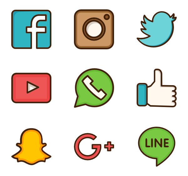 Social network - Social Media PNG