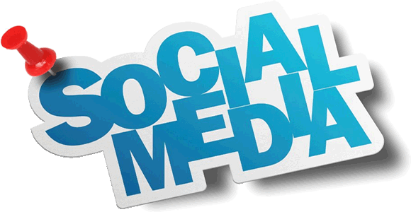 SocialMediaPinTrans - Social Media PNG