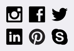 Social Media Vector PNG - 115924