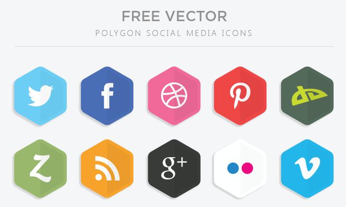 Social Media Vector PNG - 115923