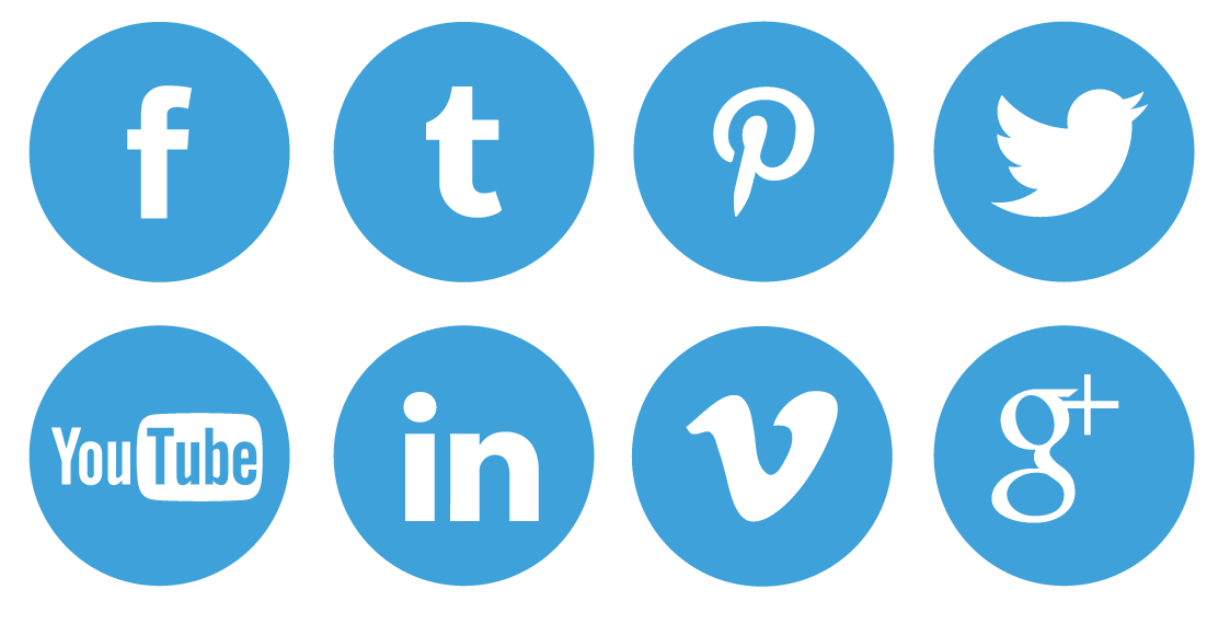 Social Icons image #1830 - Social Media PNG - Social Networking PNG HD