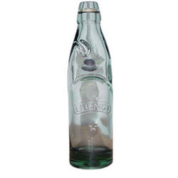Embossed Bottle