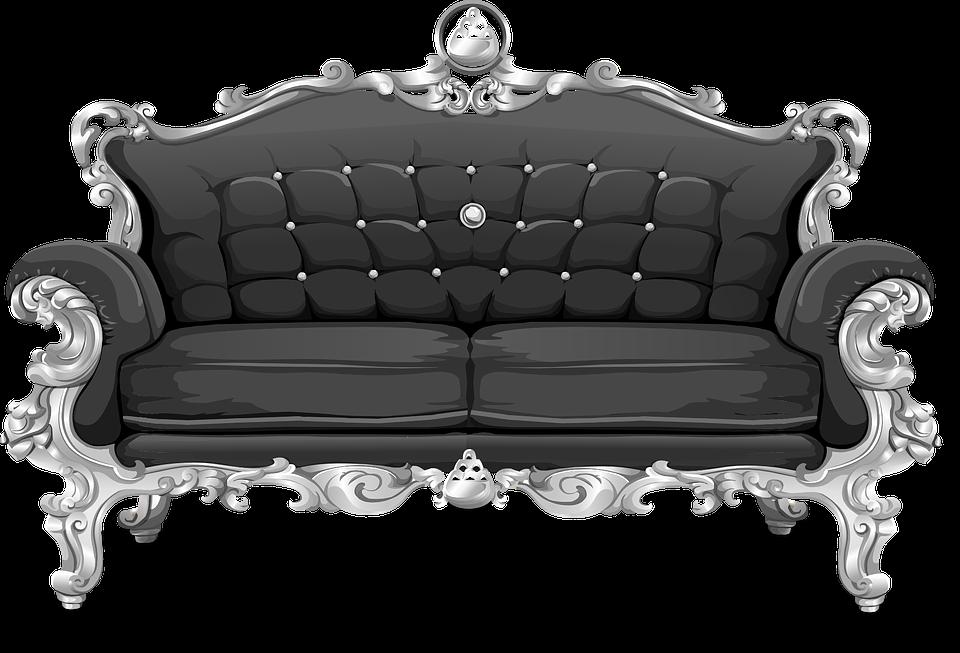 Sofa HD PNG - 118085