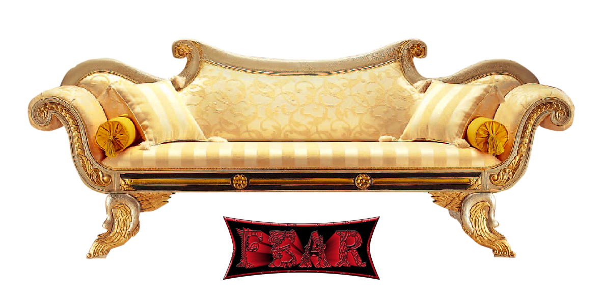 Sofa PNG by fear-25 PlusPng.com  - Sofa HD PNG