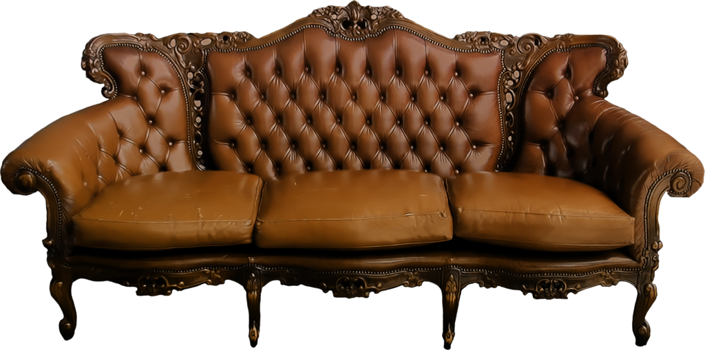 Sofa Transparent - Sofa HD PNG