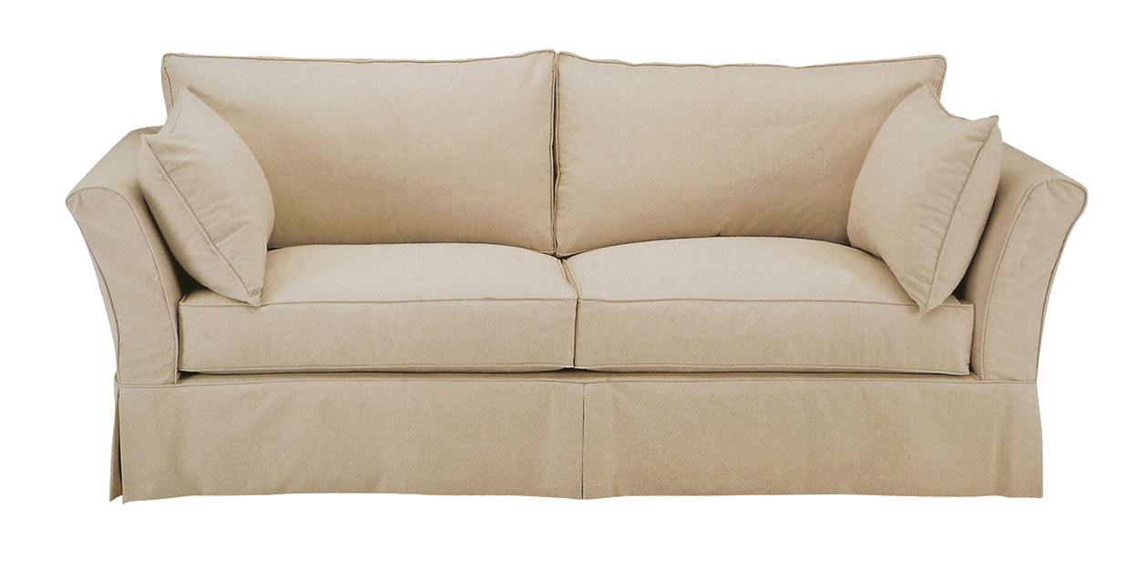 Black sofa PNG image