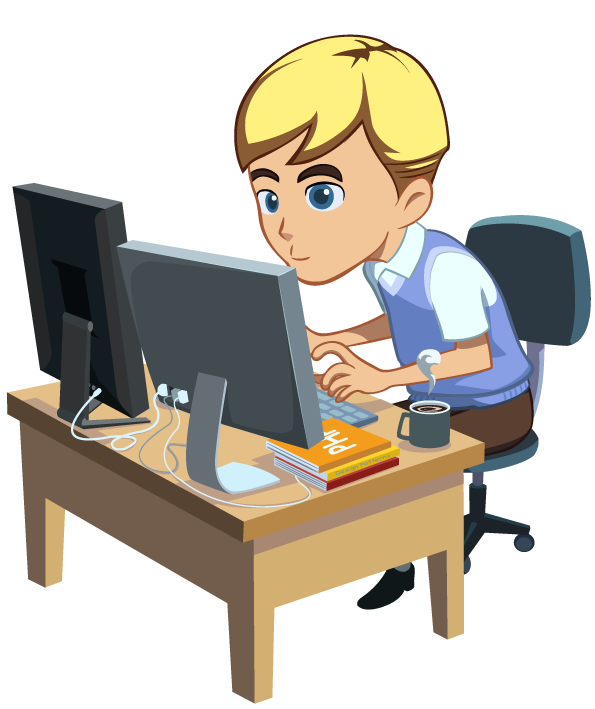 Software Developer PNG-PlusPNG.com-595 - Software Developer PNG