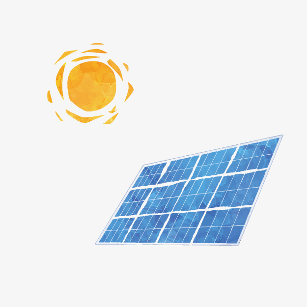 Cartoon Solar Panels, Cartoon Solar, Solar Panels, Solar Energy Generation  PNG Image And - Solar Energy PNG