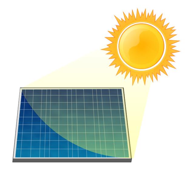 Solar panel, solar energy, - Solar Energy PNG